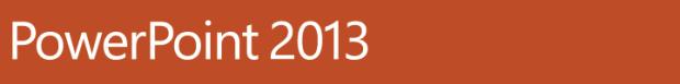 PowerPoint 2013 Banner