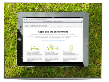 Apple Environment Pic