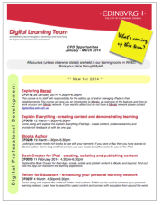 Digital CPD Jan 2014