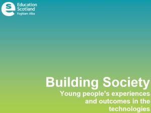 building society