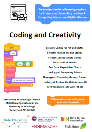 Coding and creativity