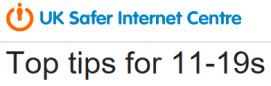 Safer internet 11-19
